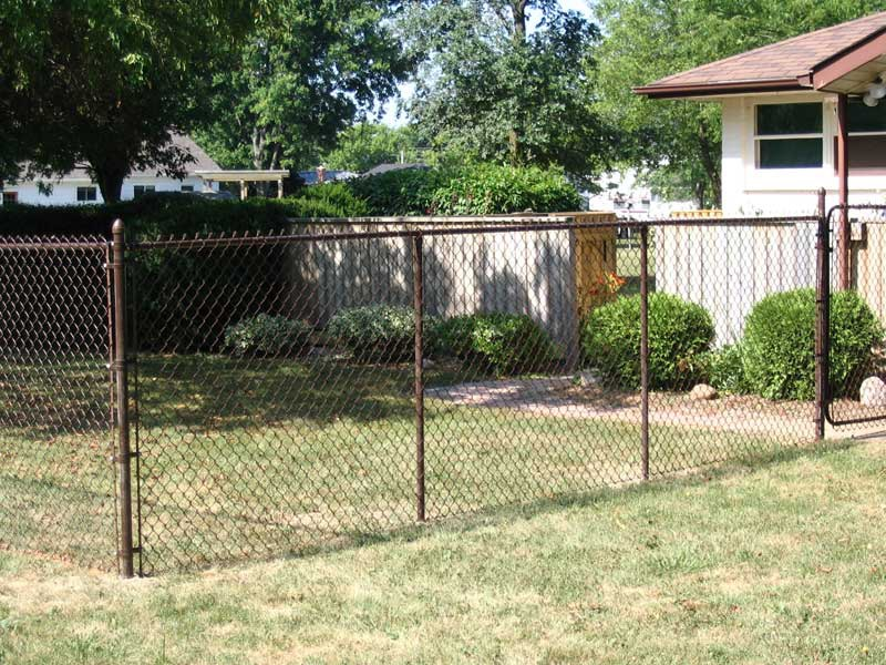Modular Iron Amp Chain Link Fence Bore Fence Ltd Offers